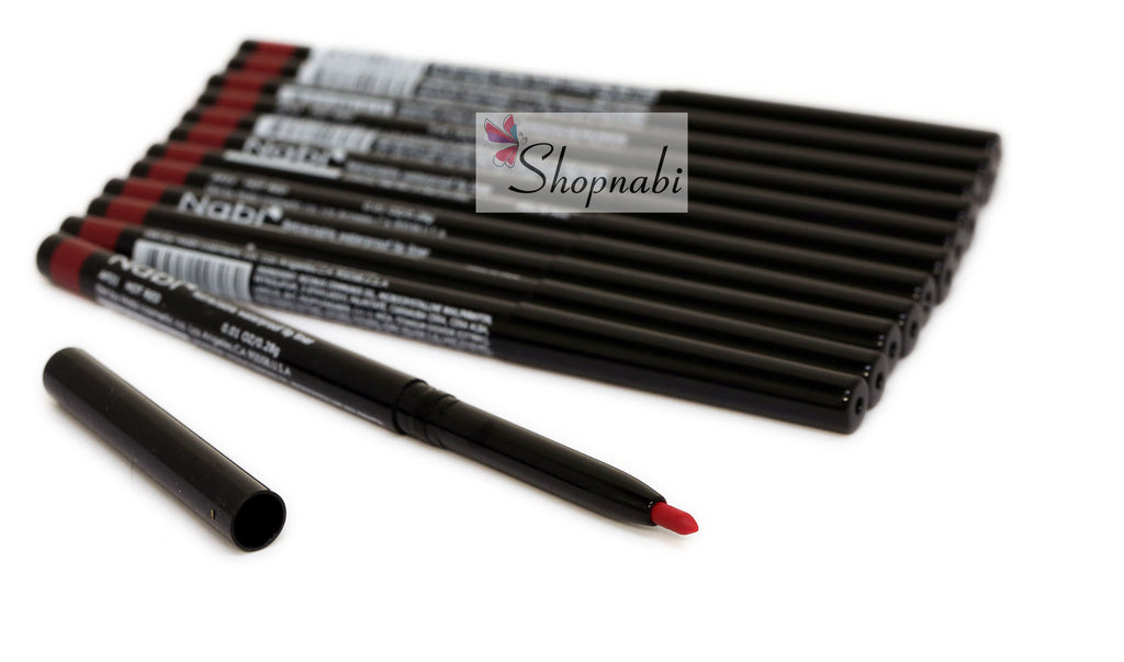 Nabi Retractable Waterproof Eyeliner no.21 Hot Red