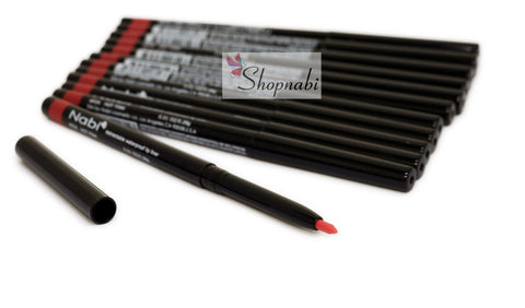 Nabi Retractable Waterproof Eyeliner no.24 Hot Pink