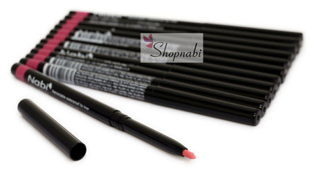 Nabi Retractable Waterproof Eyeliner no.26 Light Pink