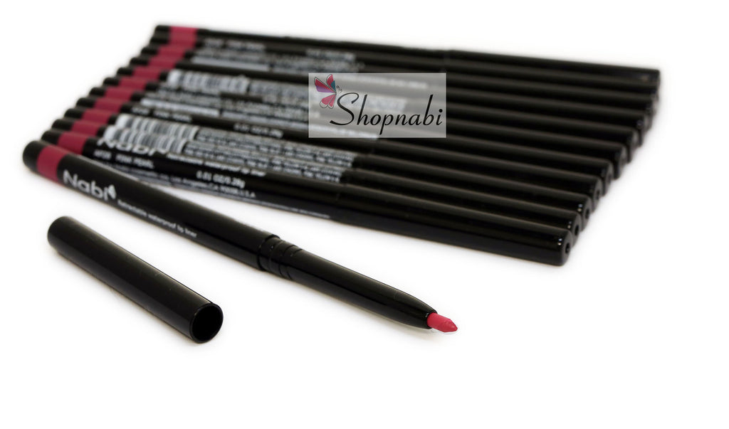Nabi Retractable Waterproof Eyeliner no.28 Pink Pearl