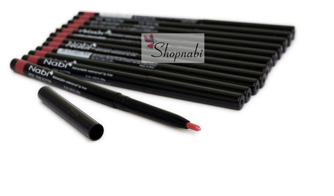 Nabi Retractable Waterproof Eyeliner no.34 Pink Glitter