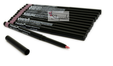 Nabi Retractable Waterproof Eyeliner no.36 L. Pink Glitter