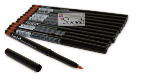 Nabi Retractable Waterproof Eyeliner no.11 Auburn