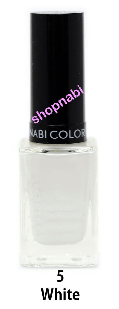 Nabi V Nail Polish no.5 White