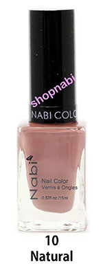 Nabi V Nail Polish no.10 Natural