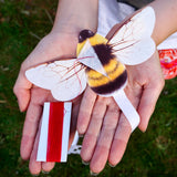 bumblebee bee kite world smallest kite