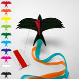 kite swallow colours
