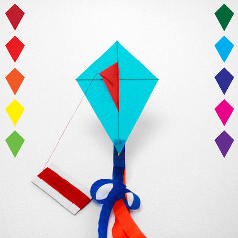 kite diamond colours
