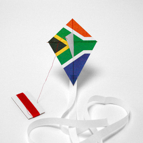 kite flag south africa