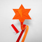 kite Orange Star