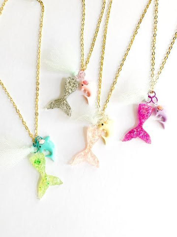 Chatons De Bonbons Necklace