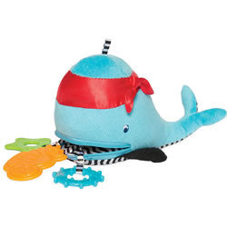 Manhattan Toy Zip and Play Whale