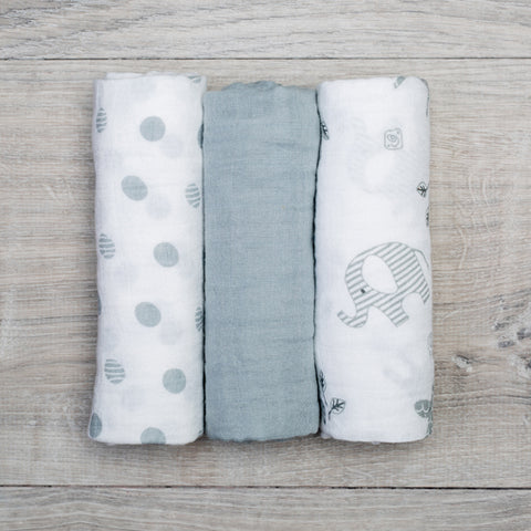 Mary Meyer Mini Muslin Cloths