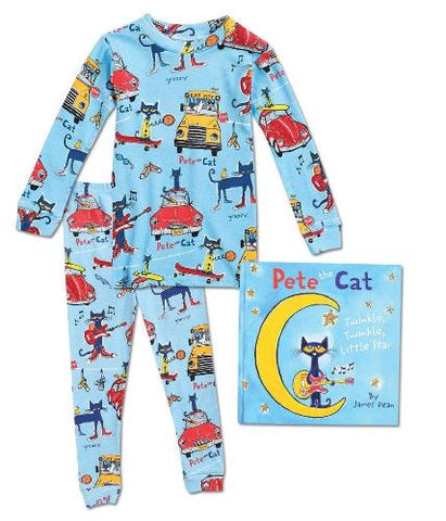 "Books To Bed  Pete The Cat ""Twinkle, Twinkle, Little Star"""