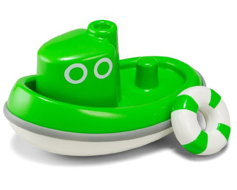 Kid O Bath Toy Tug Boat