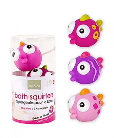 Kushies Bath Squirters