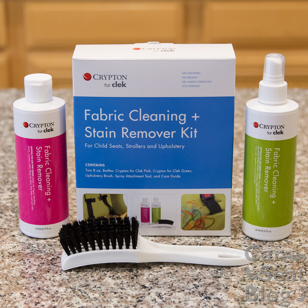 Clek Crypton for Clek Fabric Cleaning + Stain Remover Kit