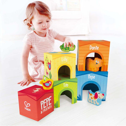 Hape Friendship Tower