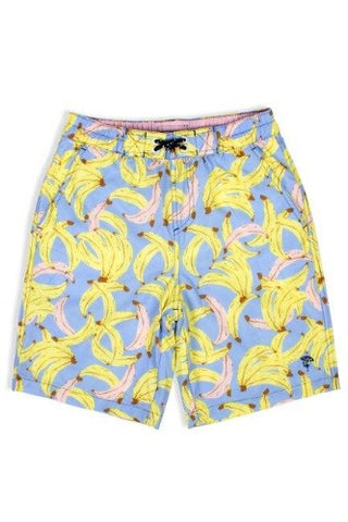 Shade Critters Swim Trunks Bananas