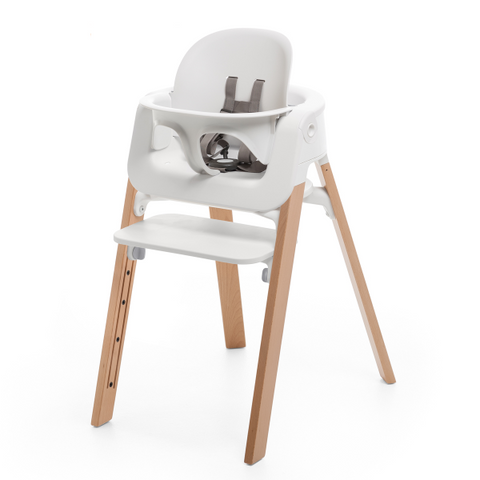 Stokke Steps Chair Natural Legs Complete
