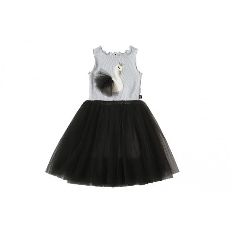 Petite Hailey Swan Tutu Dress