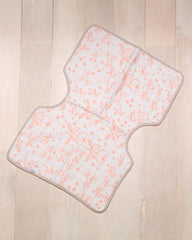 little Unicorn Cotton Burp Cloth