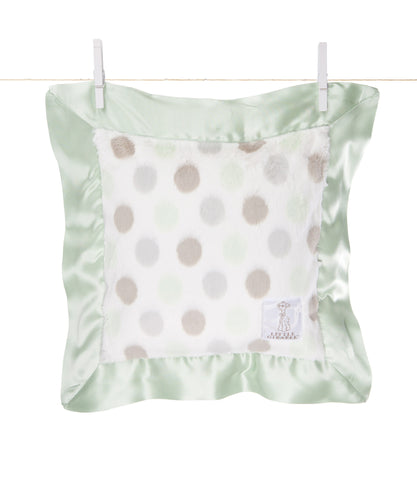 Little Giraffe Luxe Dot Pillow