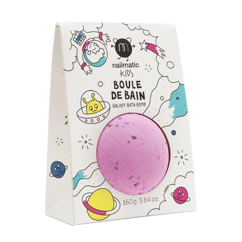 Nailmatic Kids Galaxy Bath Bomb