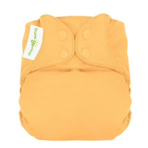 Bum Genius 5.0 - Snap - One-Size Cloth Diaper - Pocket