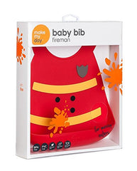 Make My Day Tux Baby Bib