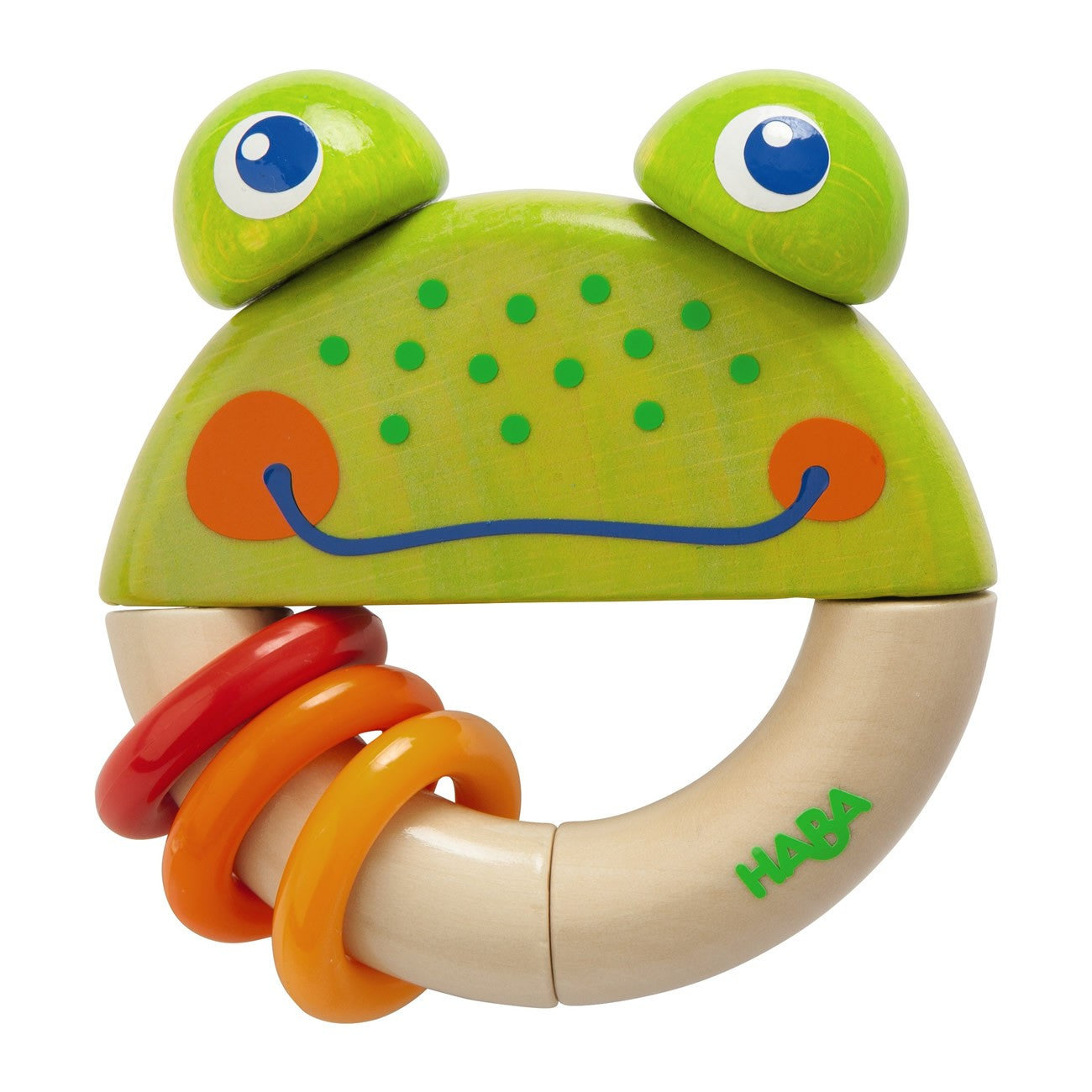 Haba Clutching Toy Frog