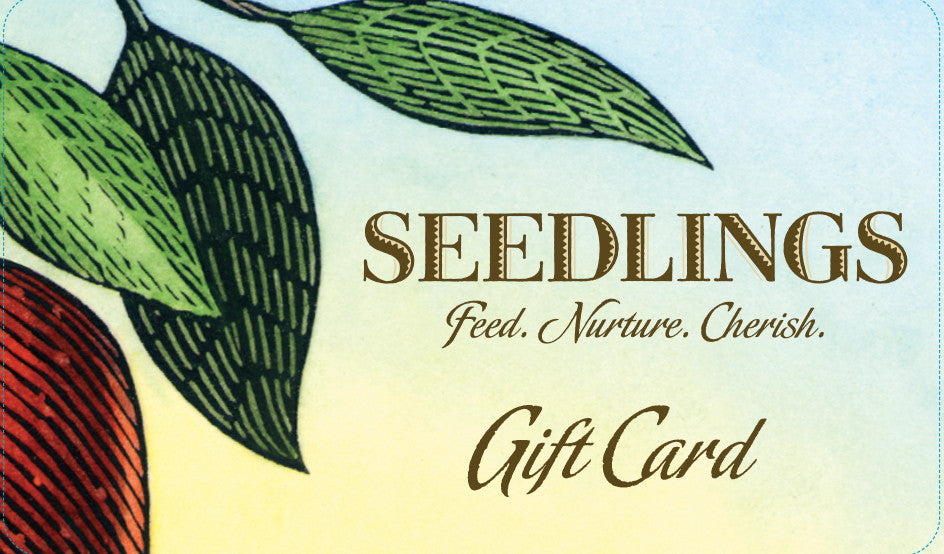 Seedlings Gift Cards