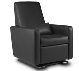 Monte Design Grano Glider and Recliner in Bonded Leather