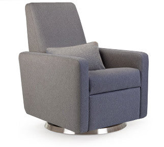 Monte Design Grano with Premium Wool Fabric and Stainless Steel Swivel