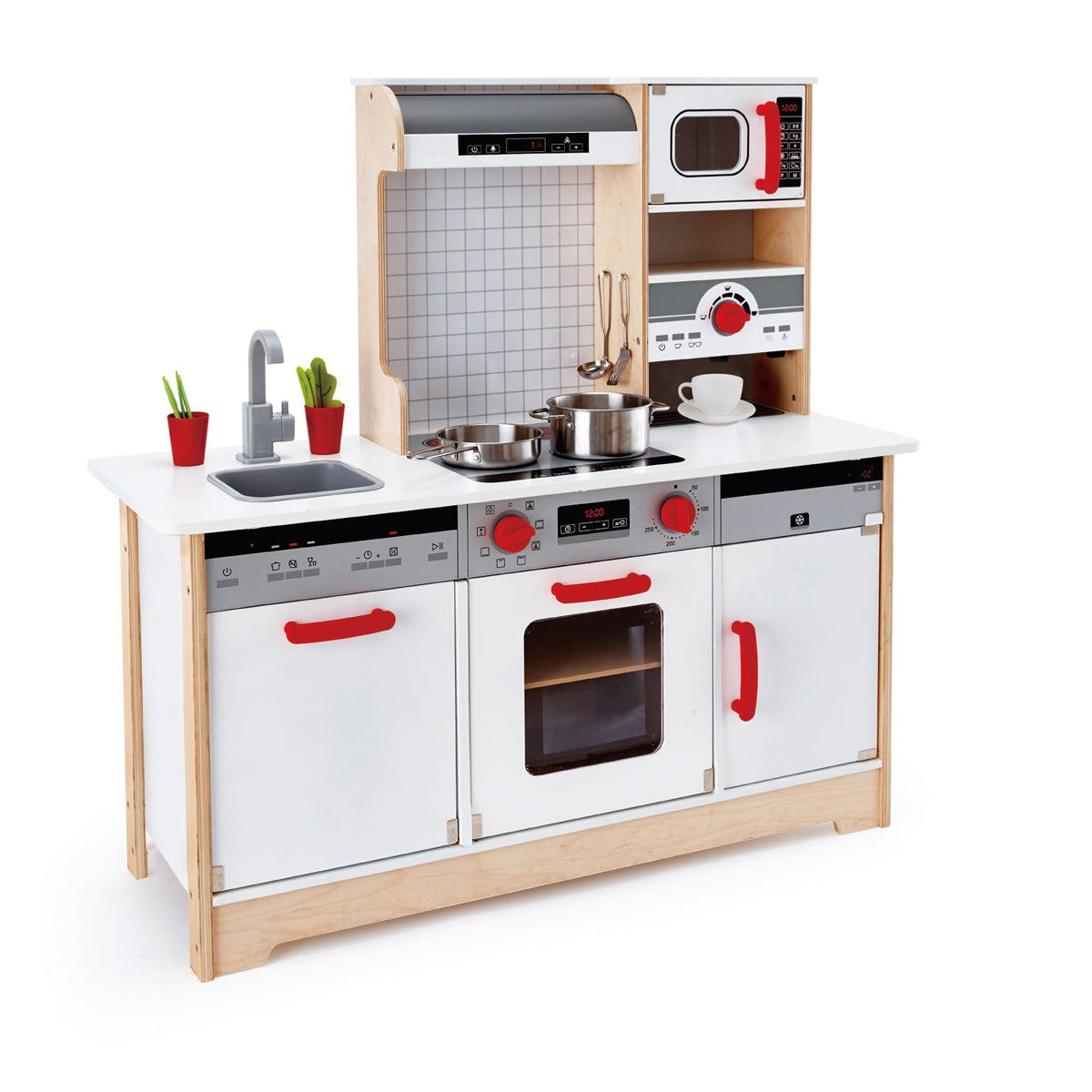 Medium image of hape all in one kitchen