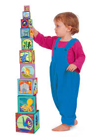 Eeboo life On Earth Toddler Tower