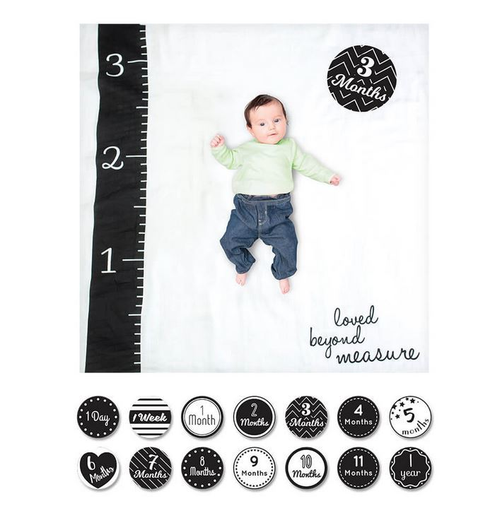 Mary Meyer Baby Baby's First Year Blanket