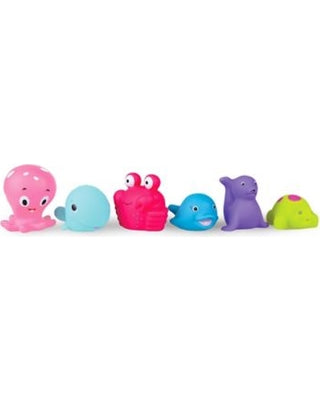 Waddle Bath Squirtie Set