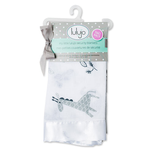 Mary Meyer Baby Cotton Muslin Security Blanky