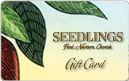 seedlings giftcards