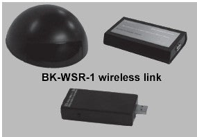 BK-WSR-1 Wireless Send Receive System