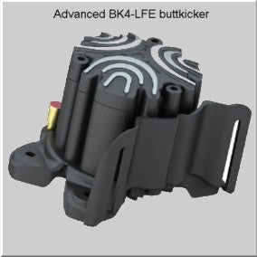 BK4-4 Advanced Buttkicker For Self Install