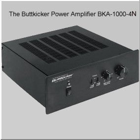 BKA-1000-N Power Amplifier