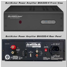 BKA300-4NW Power Amplifier