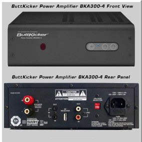 BKA300-4 Power Amplifier w/Wireless Link