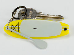 SUPkey Key Ring Yellow