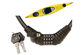 The NEW Lasso KONG Kayak Security Lock