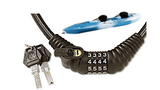 The NEW Lasso KONG for Tandem Recreational or Fishing Kayaks Security Lock