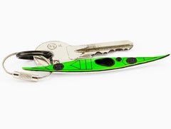 Keyak Key Chain - GREEN