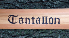 The Tantallon Paddle
